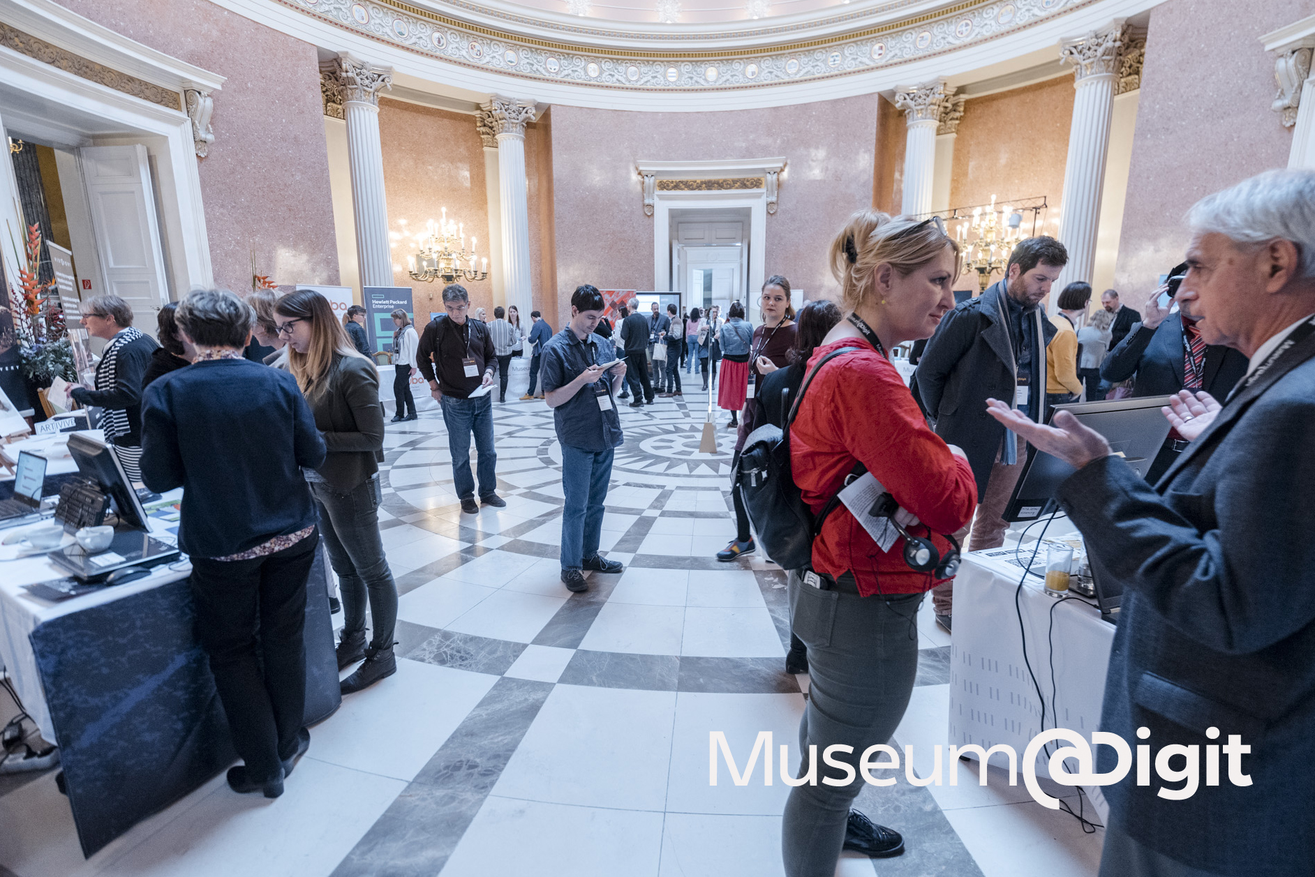 MuseumDigit 2019 – the Hungarian GLAM sector's public platform for digital development